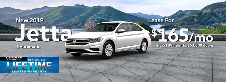 New 2019 Volkswagen Jetta S at Timmons Long Beach