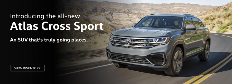 Introducing the All New Volkswagen Atlas Cross Sport at Timmons VW Long Beach