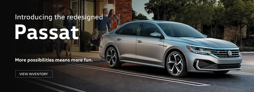 Introducing the All New Redesigned Passat at Timmons Volkswagen Long Beach