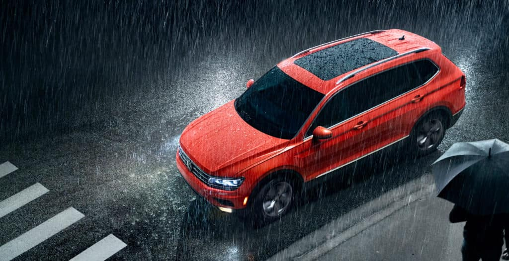 2020 Tiguan was named a 2020 IIHS TOP SAFETY PICK