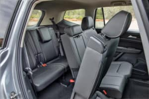 Car Seat Friendly 2021 Atlas at Timmons VW