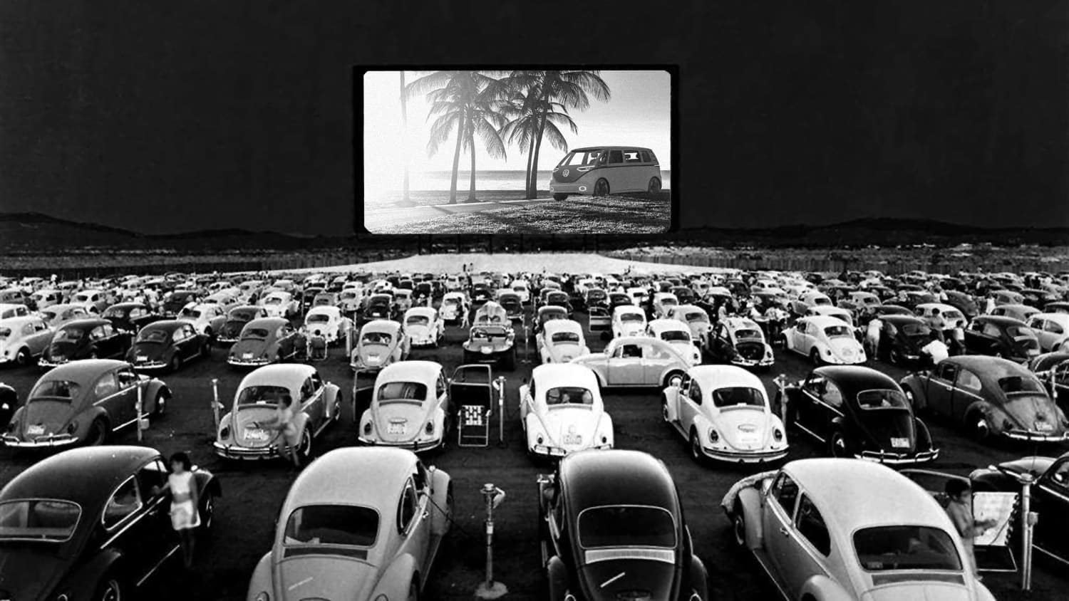 Timmons list if movies featuring VW models