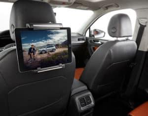Timmons VW Tablet Holder