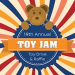 Anyone who wants to contribute in this charitable event can bring a new, unwrapped toy to Timmons of Long Beach by December 16th and buy some raffle tickets for a chance to win some amazing raffle prizes.