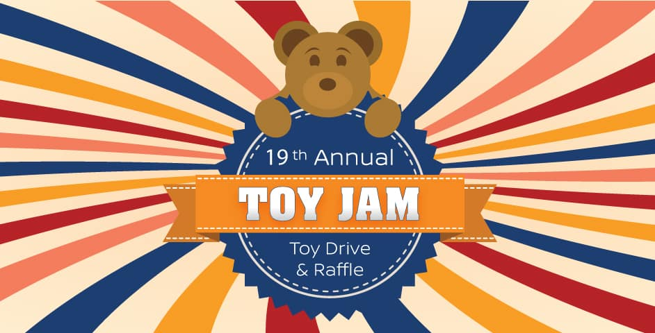 Toy Jam Toy Drive 2020