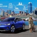 The Volkswagen Automotive Cloud