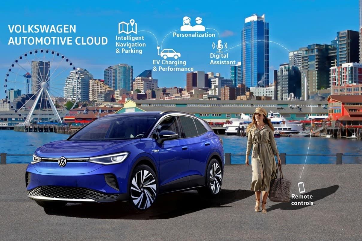 The VOlkswagen Automotive Cloud