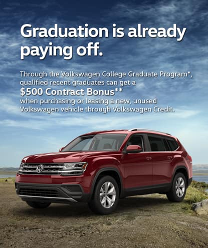 Volkswagen College Graduate Program