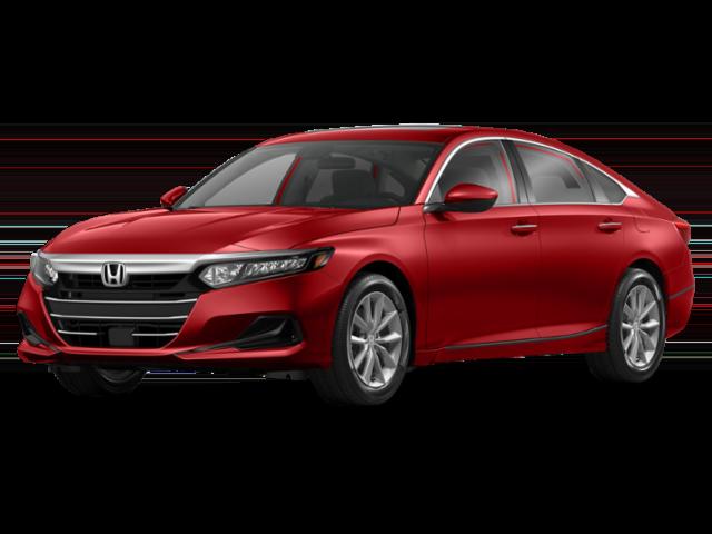 2021 Honda Accord CVT