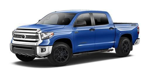 New 2017 Tundra Crewmax