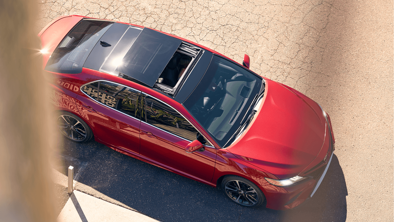 Toyota Camry Trim Levels >> Check Out Your Options With The 2018 Toyota Camry Trim Levels