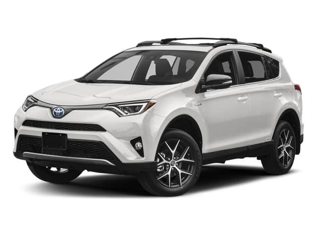 New 2018 Rav4 Hybrid