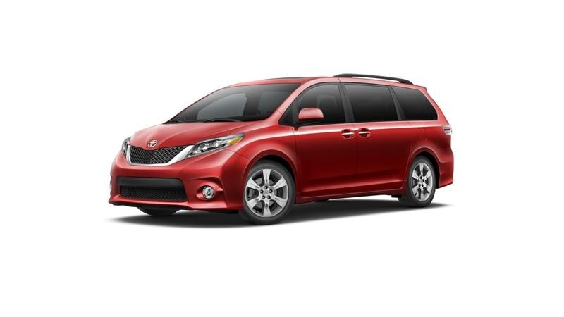 New 2017 Sienna Special Edition