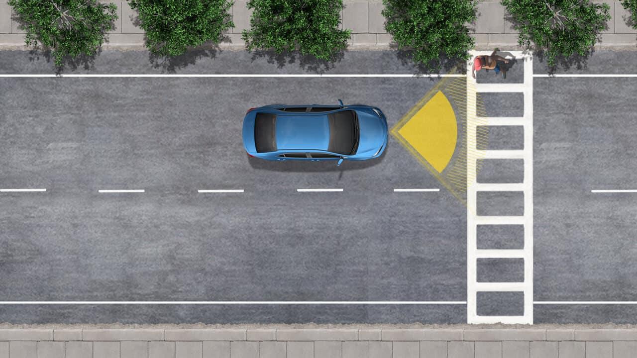 2018 Toyota Camry Safety Sense™ P (TSS-P)