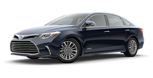 New 2018 Avalon Hybrid