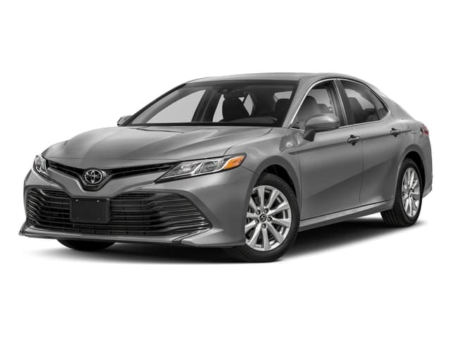 New 2019 Camry