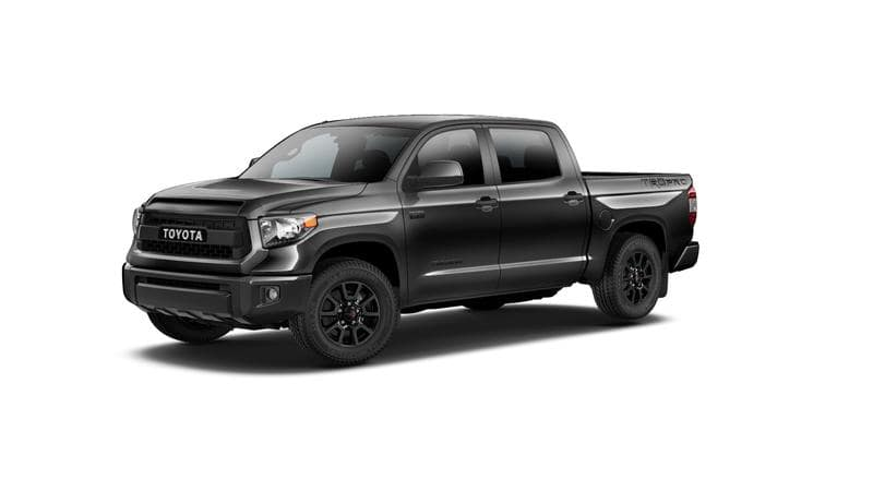 New 2018 Tundra Crewmax