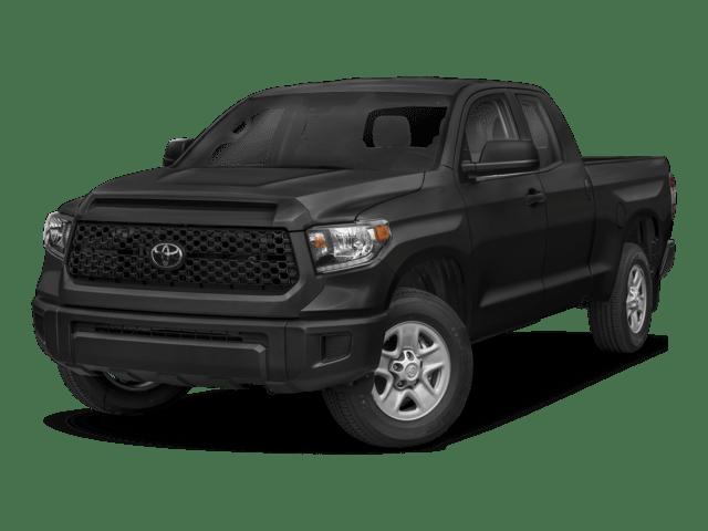 New 2018 Tundra Double Cab