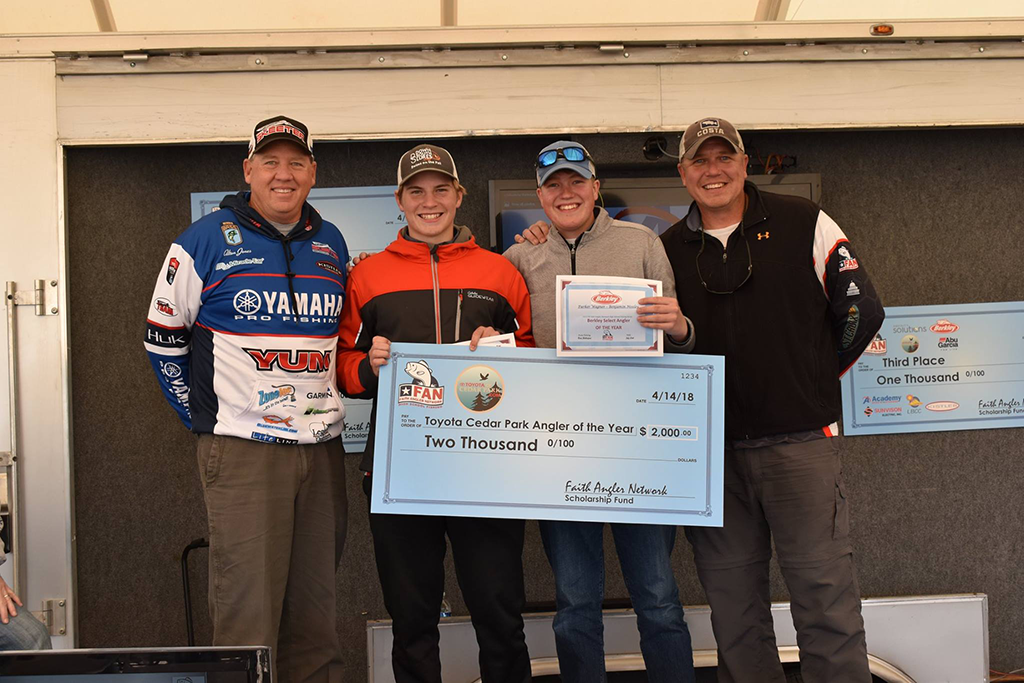 FAN TCP Angler of Year