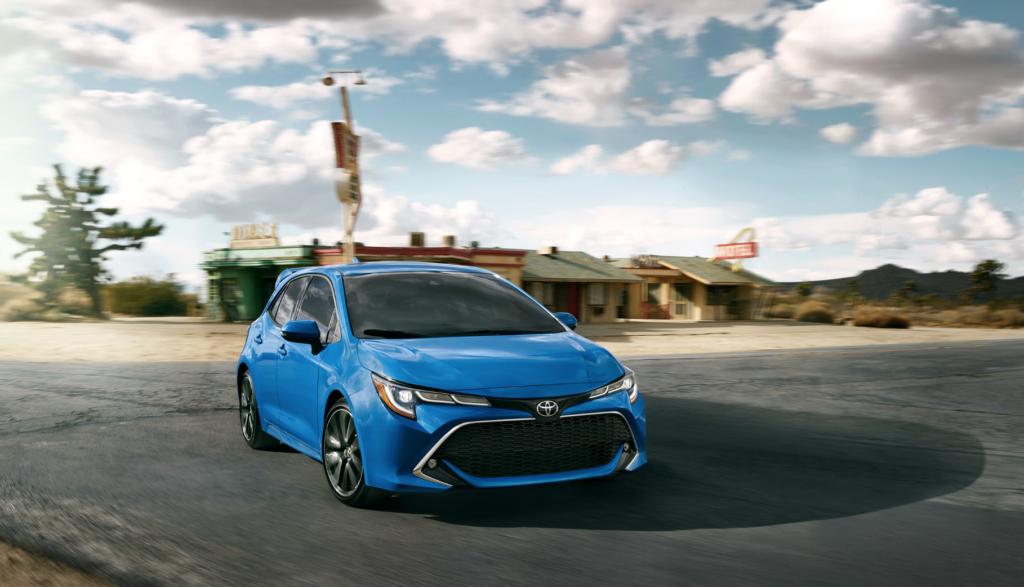 2019 Toyota Corolla near Austin TX