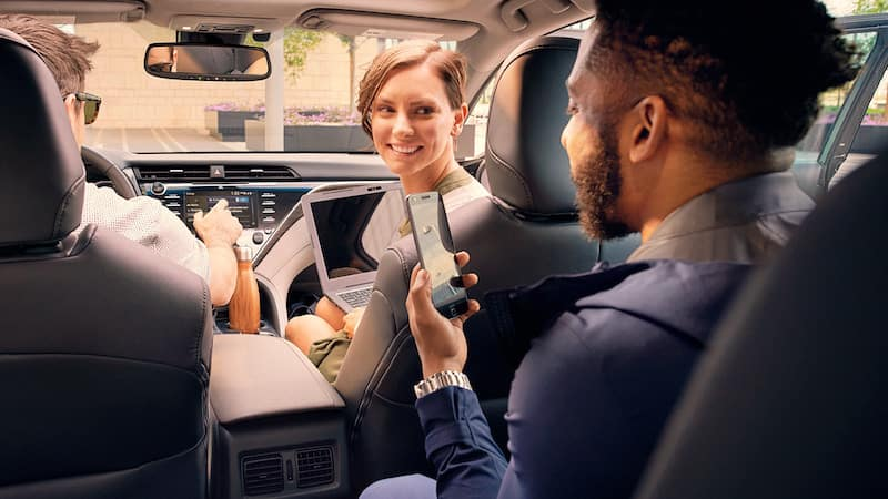 2019 Toyota Camry Interior People Cedar Park