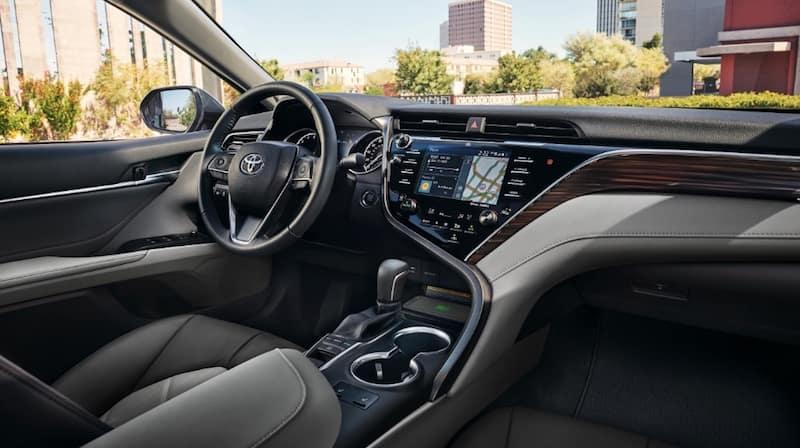 2019 Camry interior
