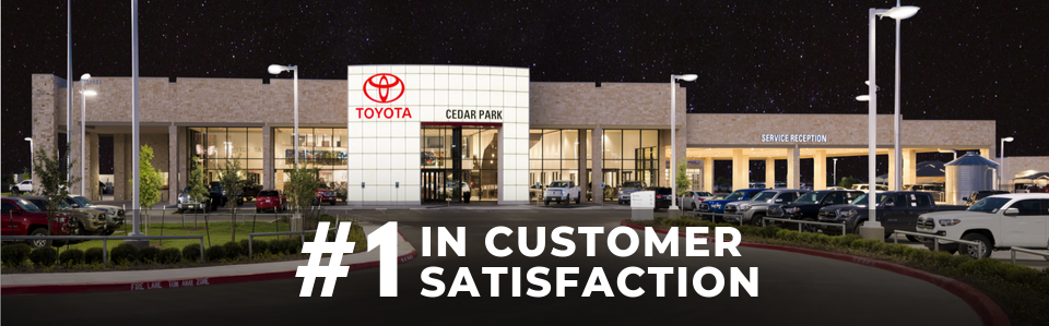 Toyota Dealerships Dfw >> New Toyota Dealer Near Austin Texas Toyota Of Cedar Park