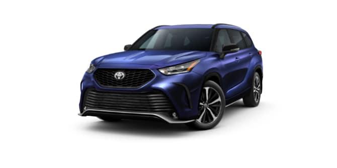 Toyota Highlander XSE