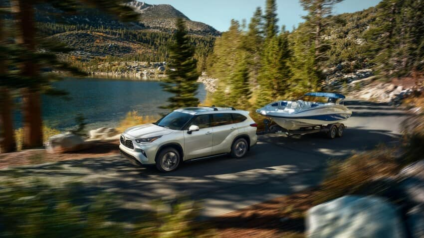 Toyota Towing