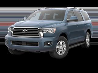 Toyota Sequoia Rental Special