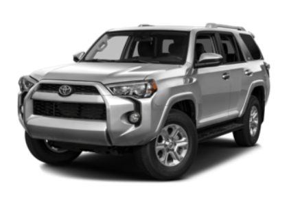 Toyota 4Runner Rental