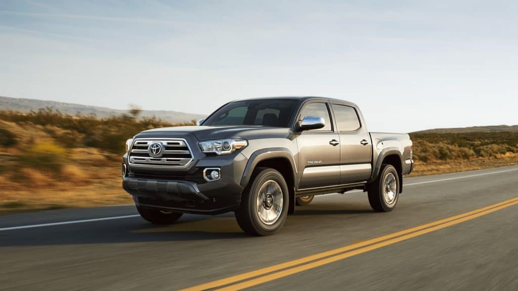 Adventure-Ready 2018 Toyota Tacoma