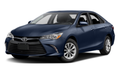 Toyota Camry Rental Special