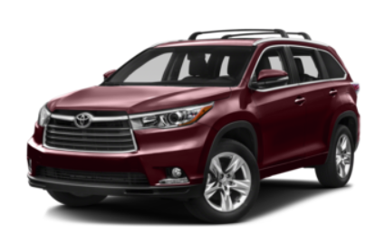 Toyota Highlander Rental