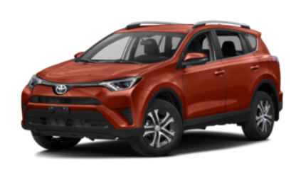 Toyota RAV4 Rental Special