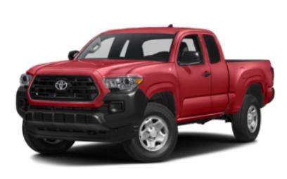 Toyota Tacoma Rental