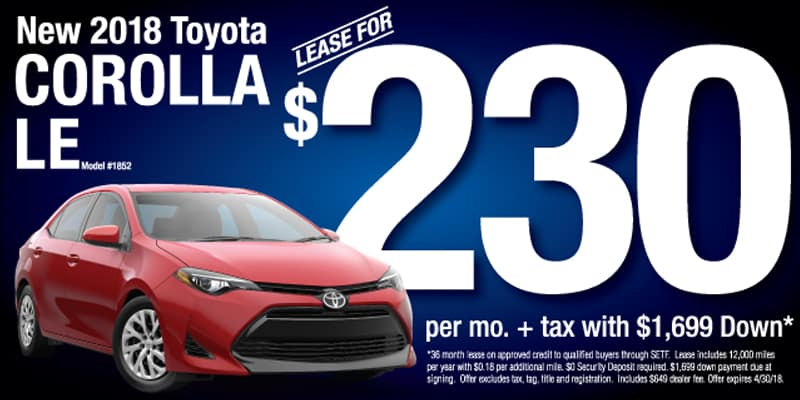 all specials toyota of newnan