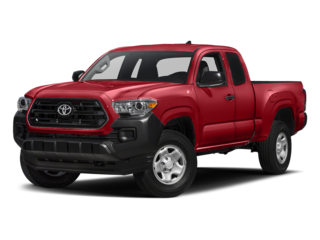 Toyota Tacoma Rental Special