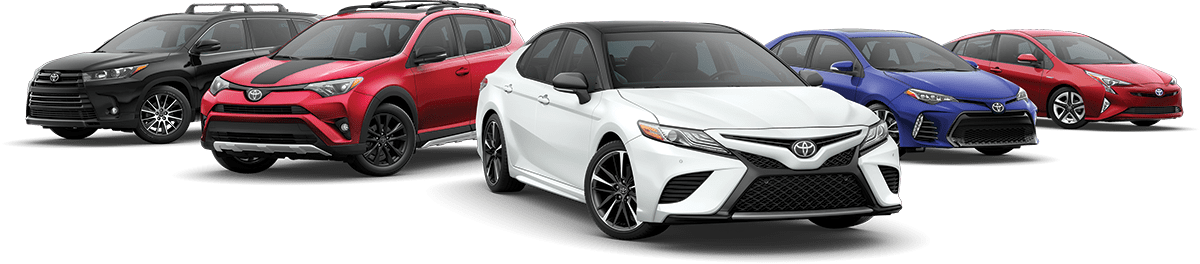 Toyota-Lineup