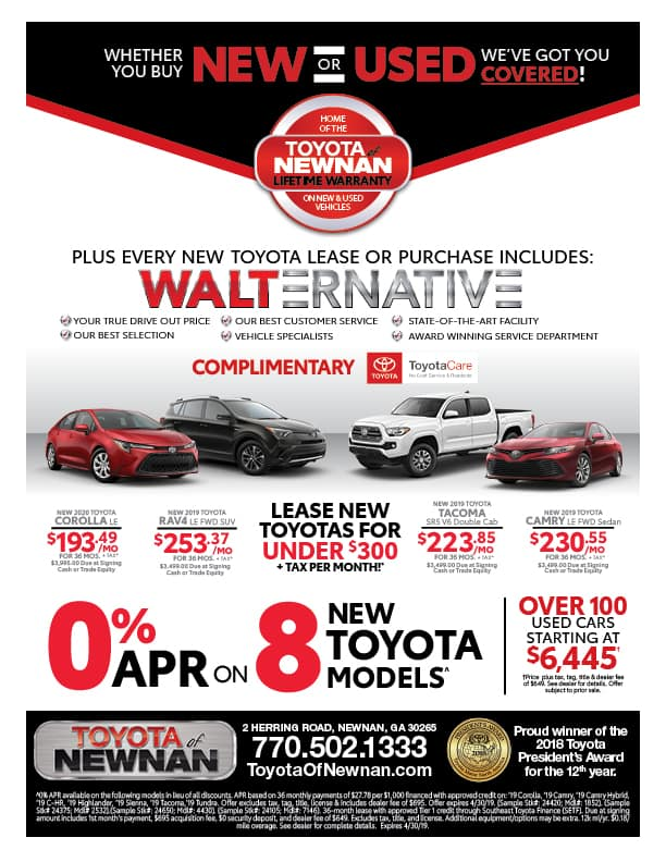 April Why Buy Flyer