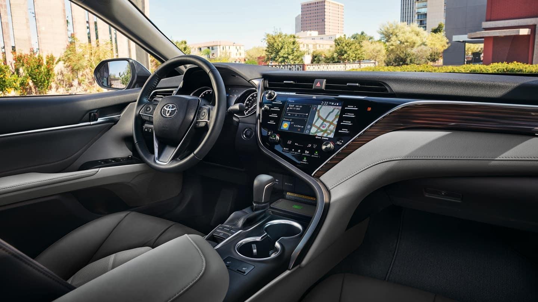 2020 Toyota Camry interior in Newnan, GA