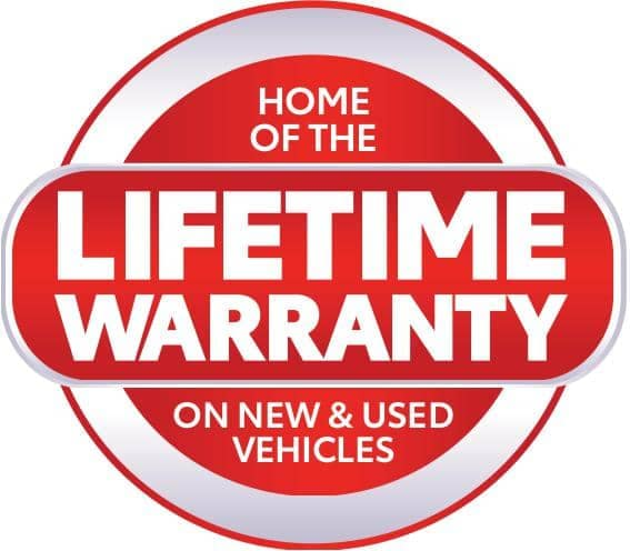 home of the lifetime warranty logo