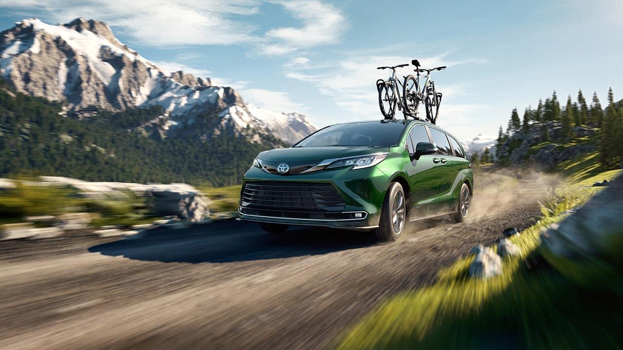 2021 Toyota Sienna Newnan
