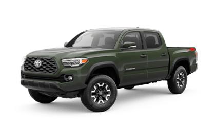 Toyota Tacoma Rental Special