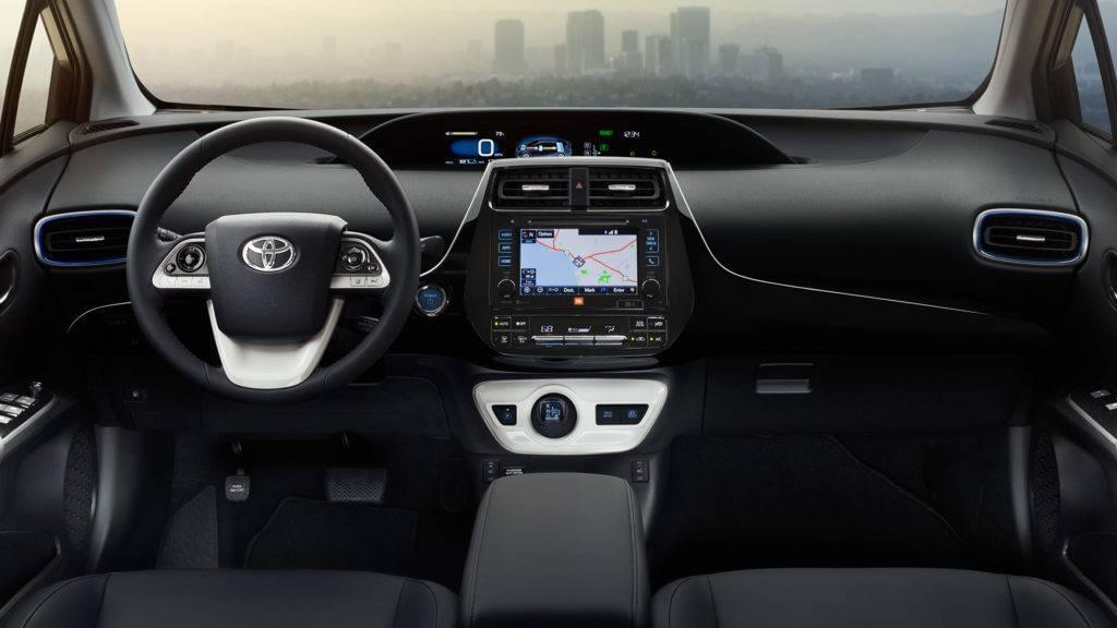 Toyota Prius Technology