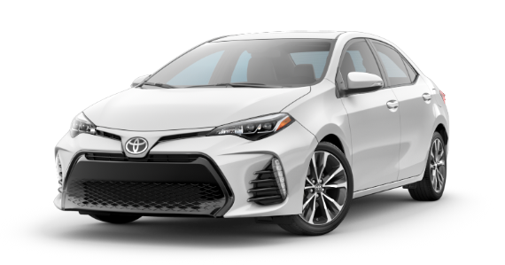 2018 Toyota Corolla SE 6MT