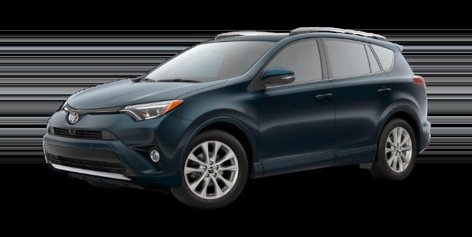 2018 Toyota RAV4 Platinum