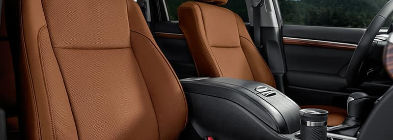 2018 Highlander Interior Features