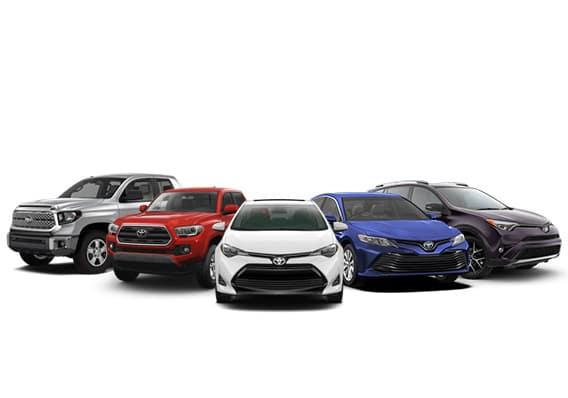 Shop New Vehicles