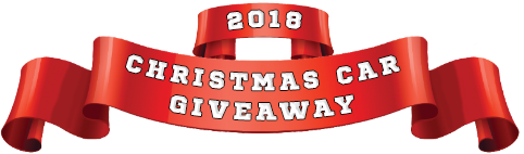 2018 Christmas Car Giveaway